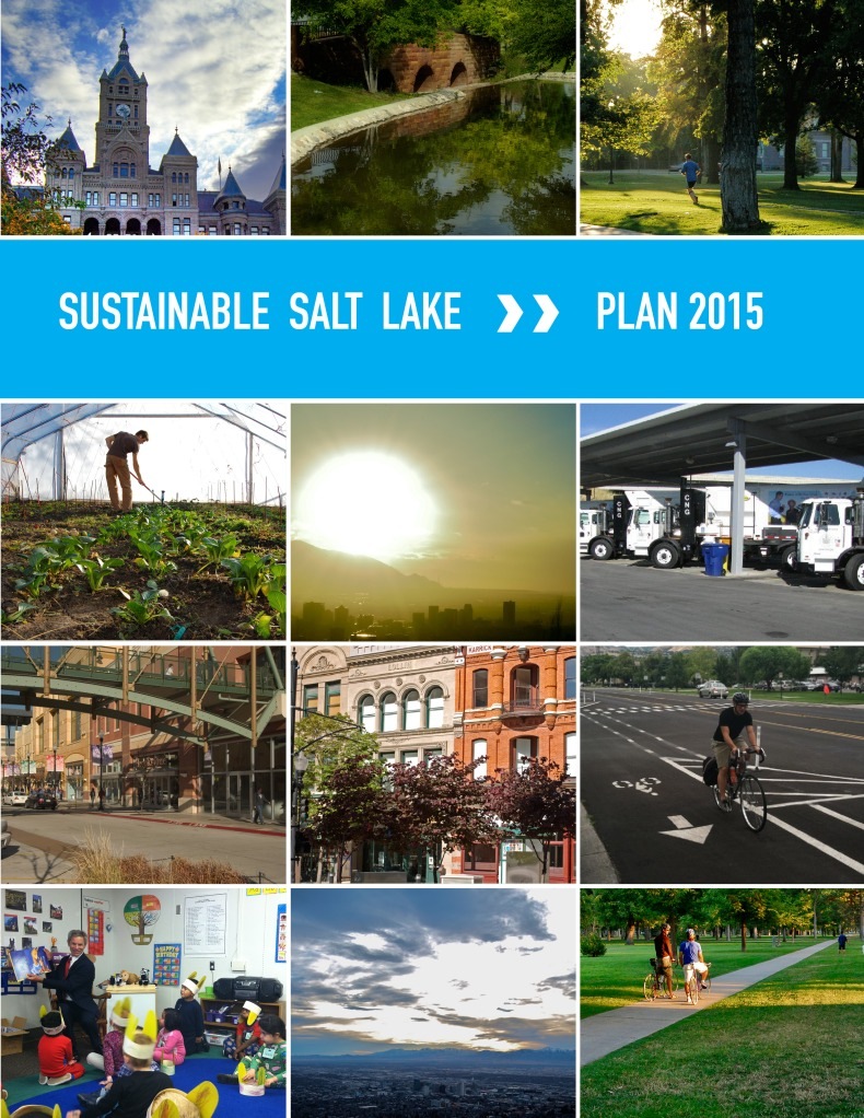 Sustainable Salt Lake -- Plan 2015