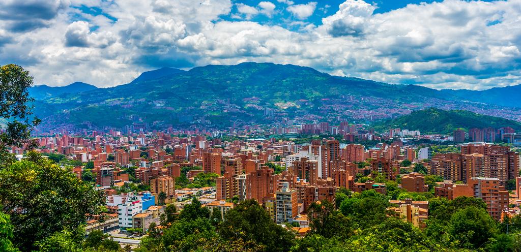 Medellin, Colombia. BorisG via Flickr