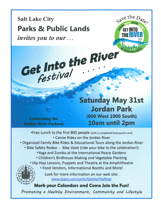 Get Into the River Brochure