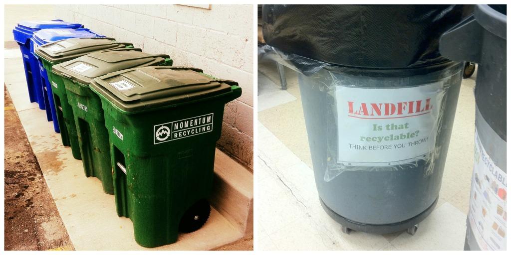 Avoid the landfill