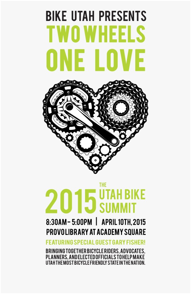 Utah Bike Summit 2015