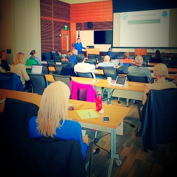 NOAA Presentation - Climate Leaders 2015 Workshop
