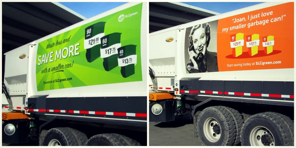 Truck Wraps Collage