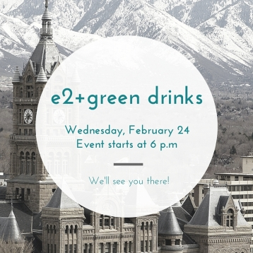 e2+green drinks