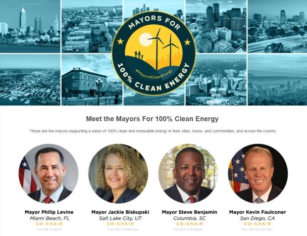 Mayors&City