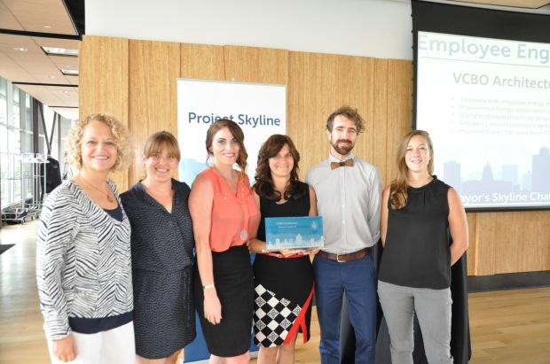 VCBO Skyline Award 2017