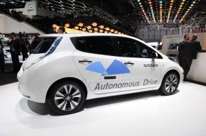 Autonomous Car Creative Commons