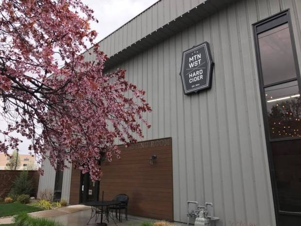 Photo of Mountain West Hard Cider storefront
