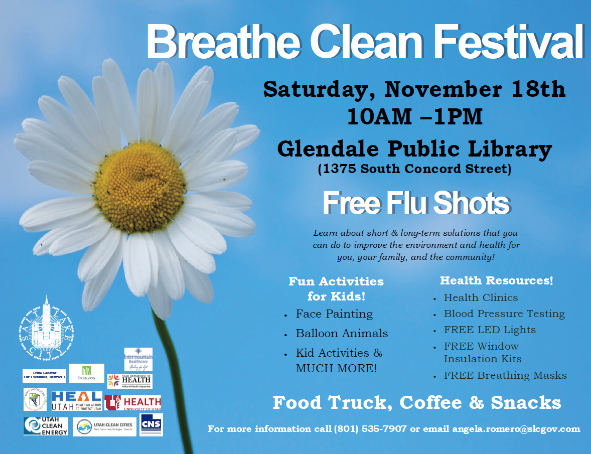 Breathe Clean Festival