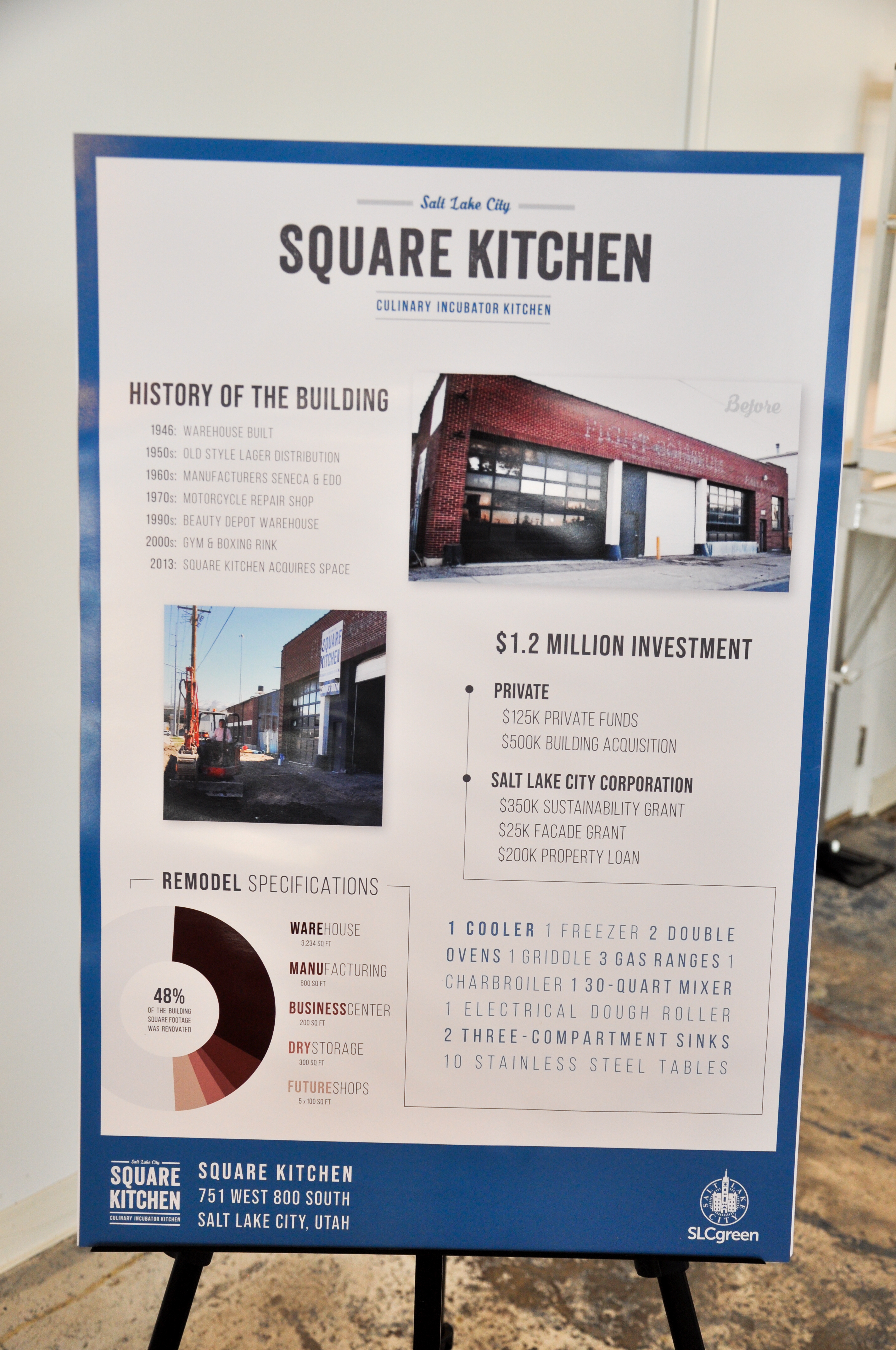 The Square Kitchen Opens Today! | slcGreen Blog