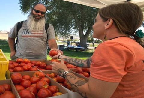 VA Farmers Market