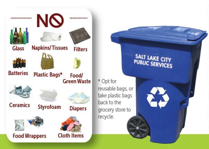 Recycling No Segment