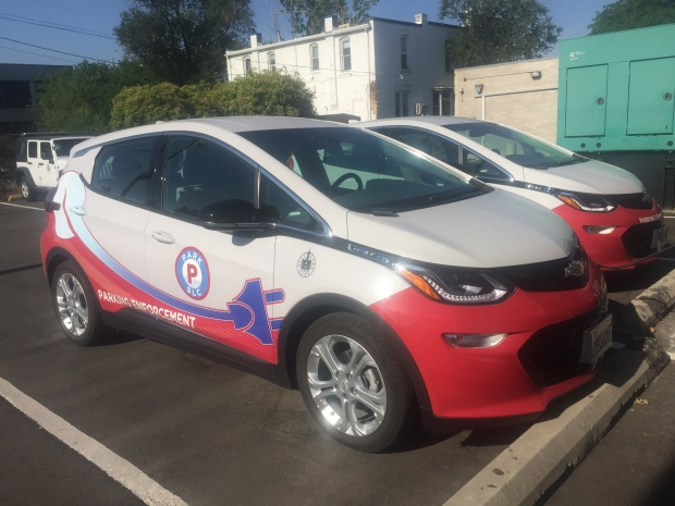 Salt Lake City Debuts All Electric Parking Enforcement Vehicles