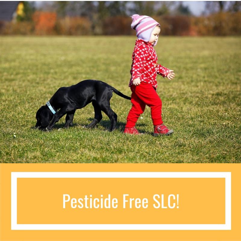 Pesticide Free SLC!